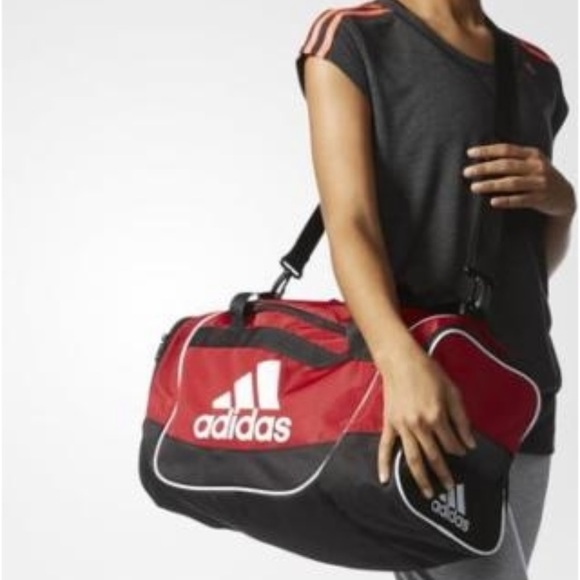 948a66d2db HP🎉 Adidas defender III duffel bag. NWT Boutique